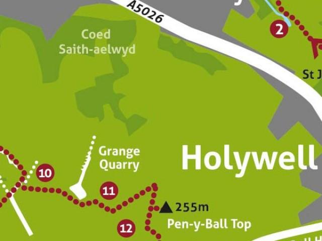 Pennant Way Walking Maps