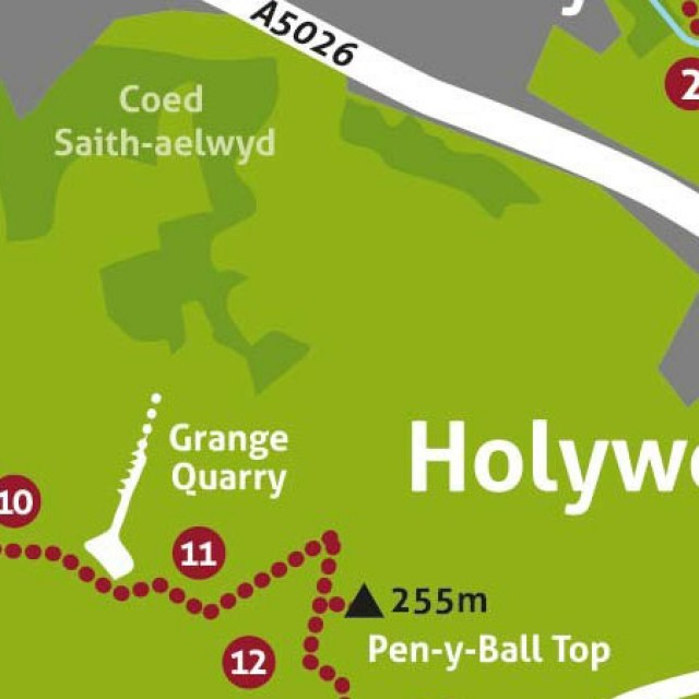 Pennant Way Walking Maps