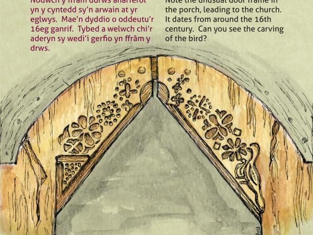 Gwaenysgor Church Panels