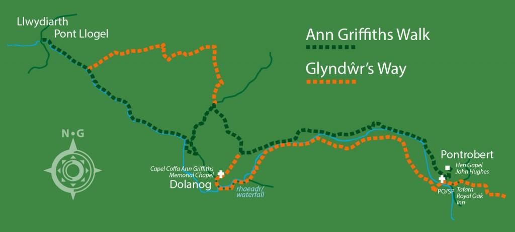Glyndwrs-Way-Ann-Griffith-map