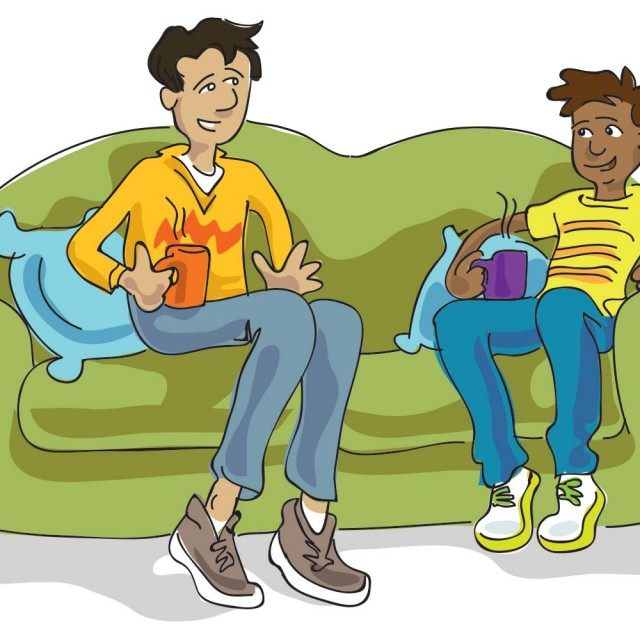 Children's Advocacy Service Illustrations