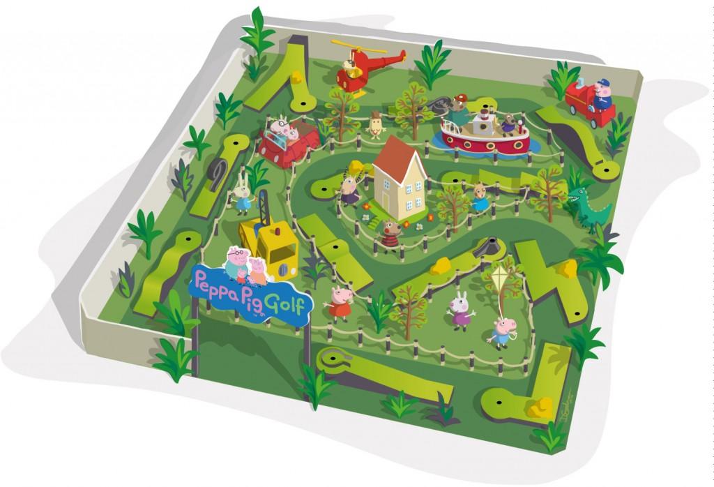 Golf-map-Peppa-Pig-1