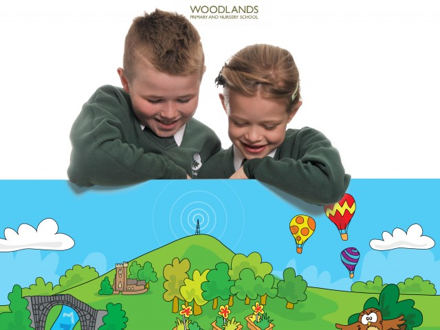 Primary School Prospectus Cover