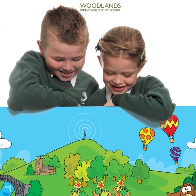 Primary School Prospectus Cover